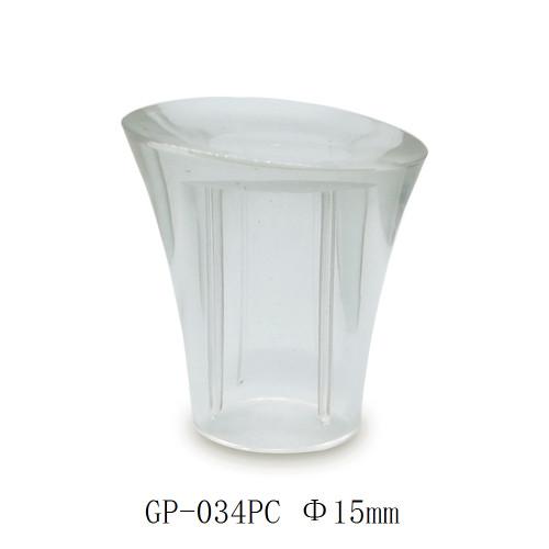 غطاء شفاف سورلين لزجاجة العطور النسائية - زجاجات جي بي