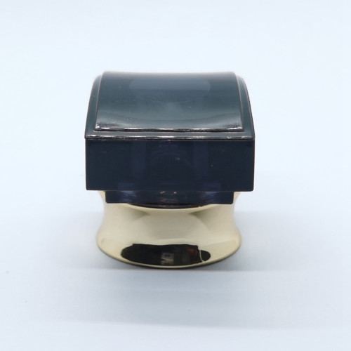 Semi transparent colored injection surlyn perfume cap wholesale