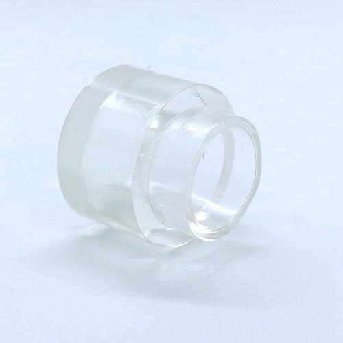 Round transparent surlyn perfume cap manufacturer - GP Bottles
