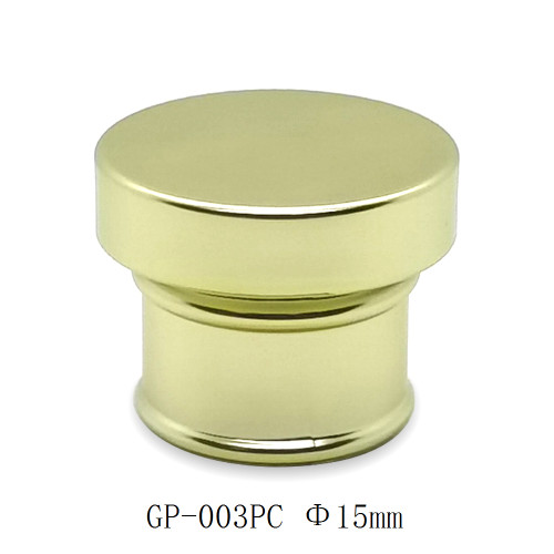 Single PP perfume cap without collar wholesale | GP Bottles