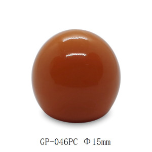 Ball shape PP plastic perfume cap for glass bottles | GP Bottles