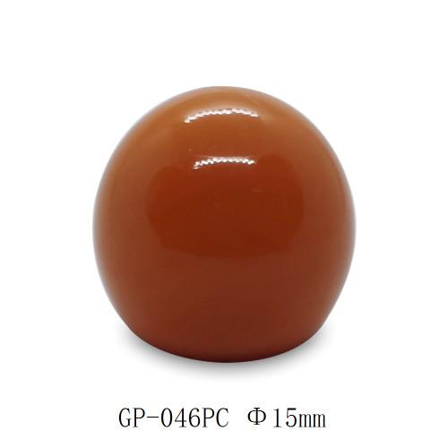 Ball shape PP plastic perfume cap for glass bottles | GP Bottles