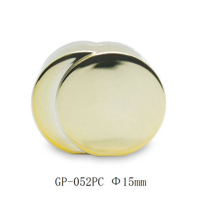 Clear surlyn cap with coating for perfume bottle customization | GP Bottles