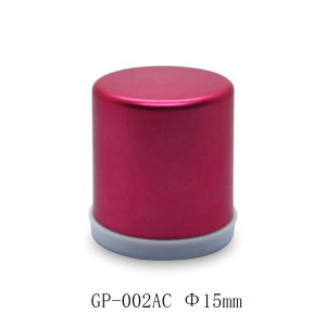 Aluminum perfume cap for glass bottle wholesale | GP Bottles