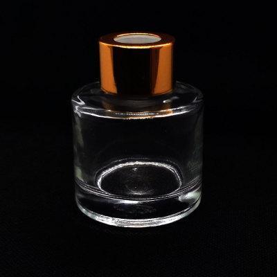 الصين 50 مل جولة الناشر رائحة الزجاج زجاجة الصانع زجاجات GP