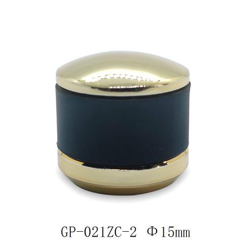 Glass perfume bottle lids zamac cap manufacturer | GP Bottles