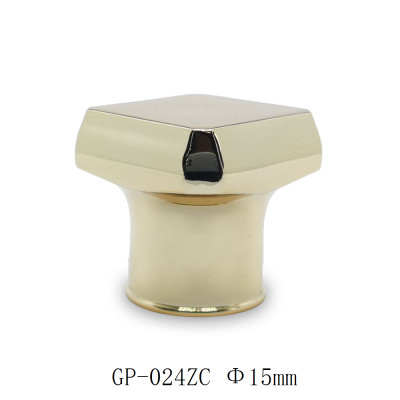China fancy zamac perfume bottle caps wholesale | GP Bottles