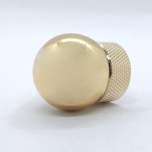 Ball shape zamac cap for glass perfume bottle wholesale | GP Bottles