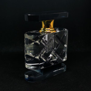 3ml 5ml crystal perfume bottle for lignaloe oil wholesale GP Bottles