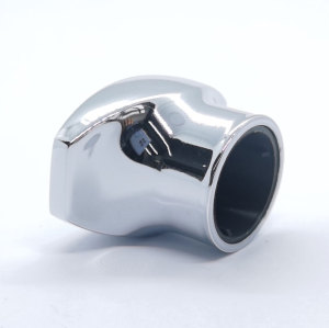 Perfume bottle caps manufacturers, Chrome eletroplated, shiny surface design for men's perfume | GP Bottles