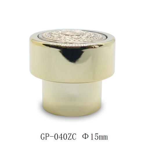 مُصنِّع أغطية العطور في الصين ، أعلى نمط قابل للإزالة ، أنواع أغطية أغطية العطور | زجاجات GP
