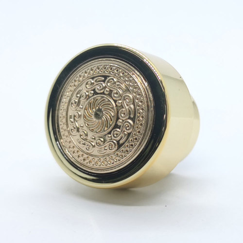 Perfume cap manufacturer in china, top pattern removable, kinds of perfume cap deisgns | GP Bottles