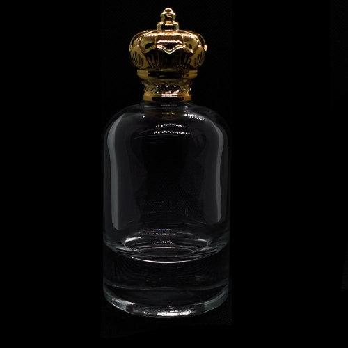 Empty bulk perfume bottles 100ml, unqiue perfume cap, FEA15 standard neck | GP Bottles