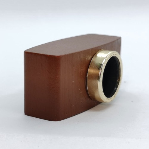 Natrual wooden perfume caps with glass bottle wholesale for men's perfume | GP Bottles