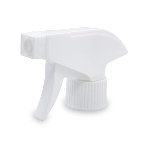 Pulverizador de gatillo de niebla fina, todo plástico, cuello estándar 24/410, para botella de vidrio botella de plástico | Botellas GP