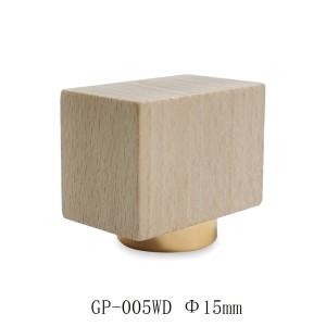 غطاء عطر خشبي بالجملة ، خشب زان ناتروال مصنوع يدويًا ، أنواع مختلفة متوفرة | زجاجات GP