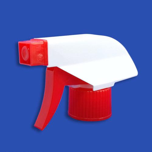 مصنعي بخاخ مضخة الزناد البلاستيكية PP ، أنواع الألوان المتاحة ، بحد أقصى 30 سم طول الأنبوب المرئي | زجاجات GP