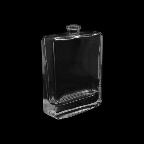 زجاجات العطور بالجملة ، زجاجات العطور الفارغة 50 مل مع بخاخ وغطاء   زجاجات GP