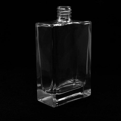 100 مل زجاجة عطر زجاجية مربعة بالجملة | زجاجة رذاذ عطر قابلة لإعادة التعبئة | زجاجة كولونيا قابلة لإعادة الملء | تصنيع زجاجات GP