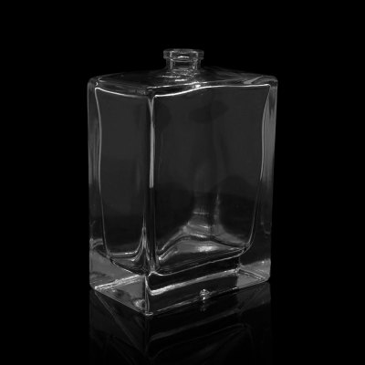 100 مل زجاجة عطر رجالية مربعة صلبة بالجملة | زجاجة عطر زجاجية فارغة | تخصيص قنينة زجاجية | مُصنِّع صيني رفيع المستوى | صناعة زجاجات العطور GP