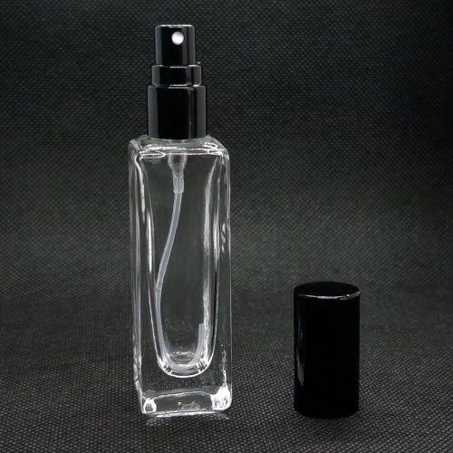 20ml stock perfume bottles wholesale   200pcs MOQ   13mm screw neck with aluminium pump, aluminium cap   white box, label available