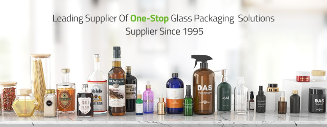 Glass Bottles and Glass Jars Supplier