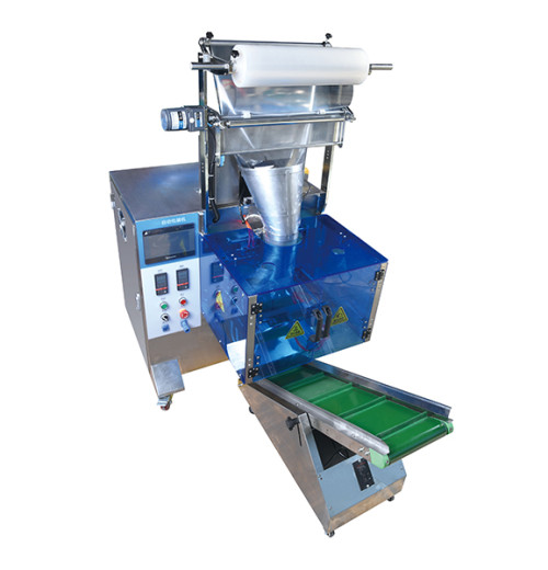 Hardware packing machine with weighing function