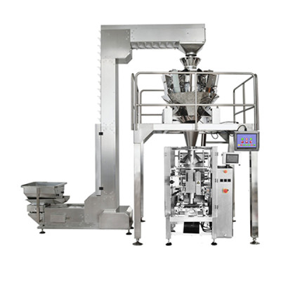Combination scale automatic packaging machine
