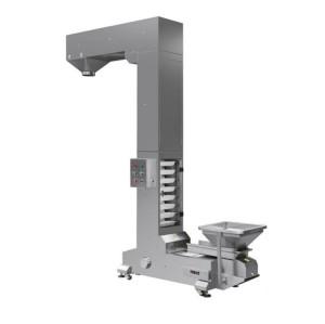 Fast granule packaging machine for food industry