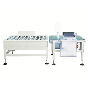 DCL series durable industrial checkweigher provide warranty