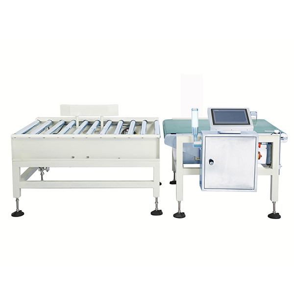 DCL series checkweigher with middle weigher range