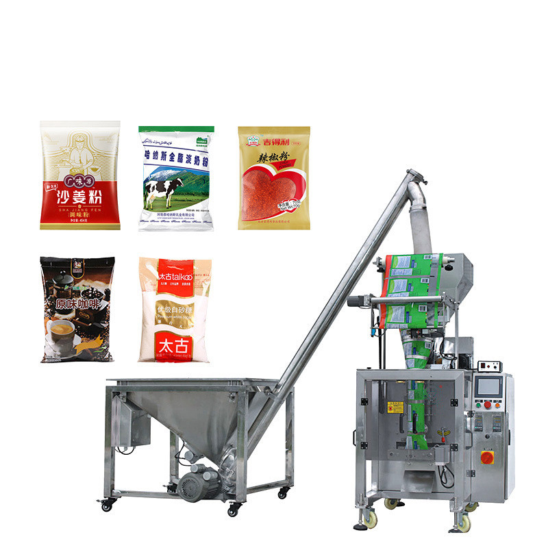 Africa's low market demand for food packaging machines?