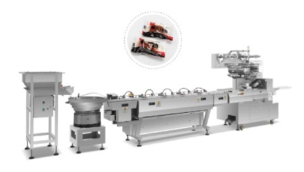 How about the mechanization and automation of packaging?