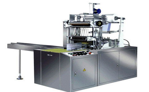 What is the composition and classification of packaging machines
