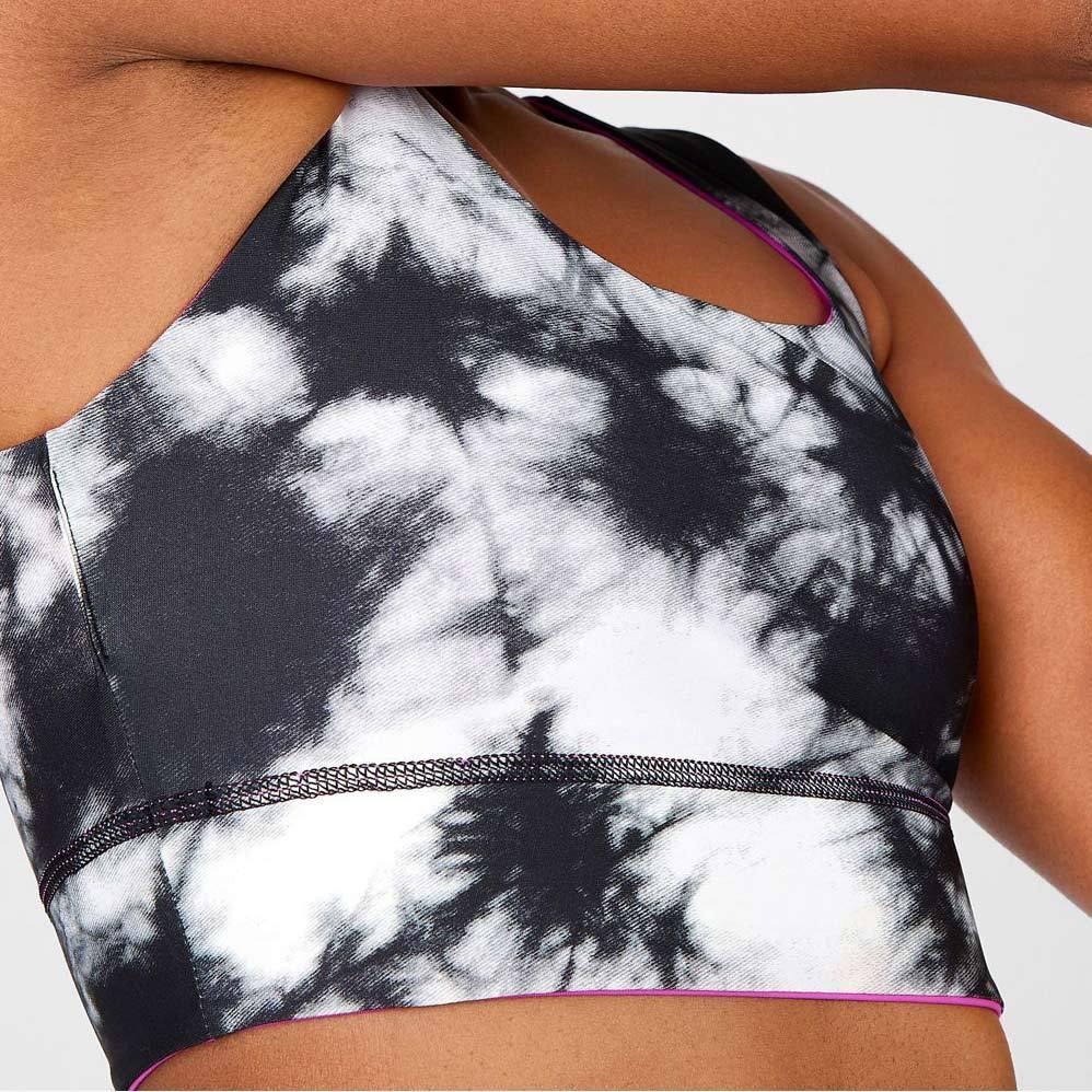 custom design sports bras