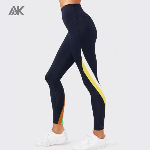 Wholesale High Waist Best Tummy Control Dri Fit Active Leggings-Aktik