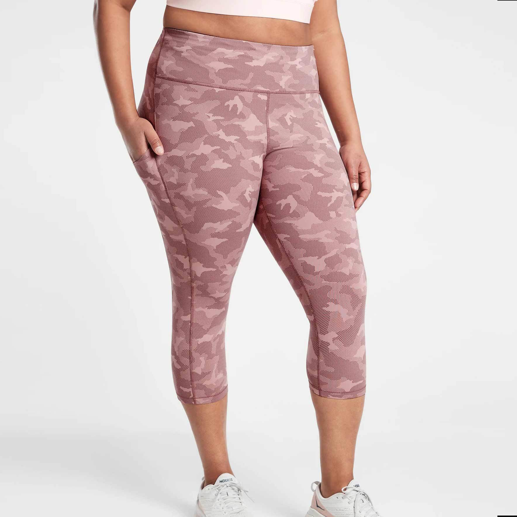 plus size compression legging