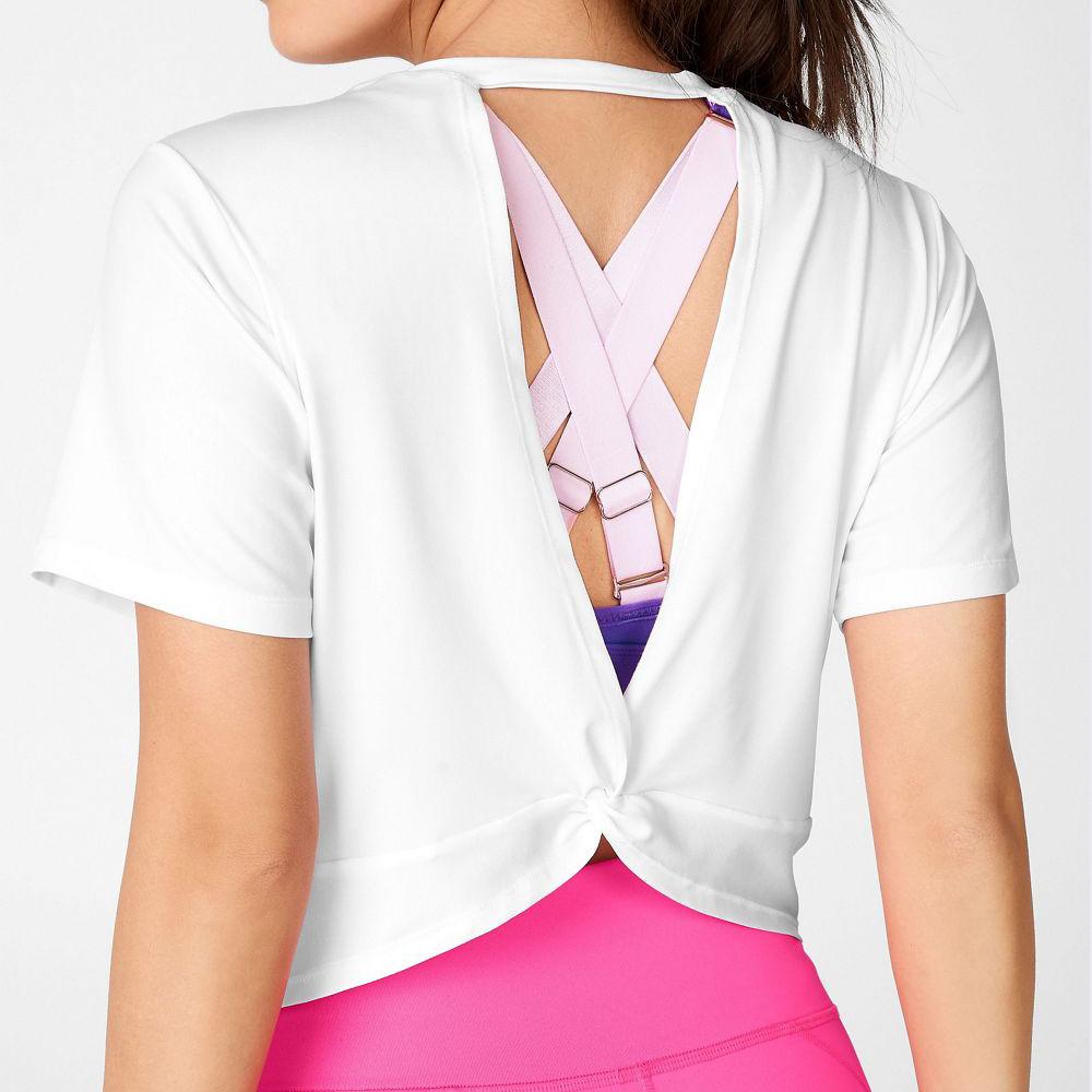 crop t shirt women's