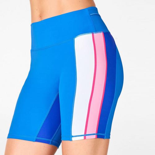 Custom Womens Biker Shorts with Zip Pocket Best Athletic Shorts for Women-Aktik