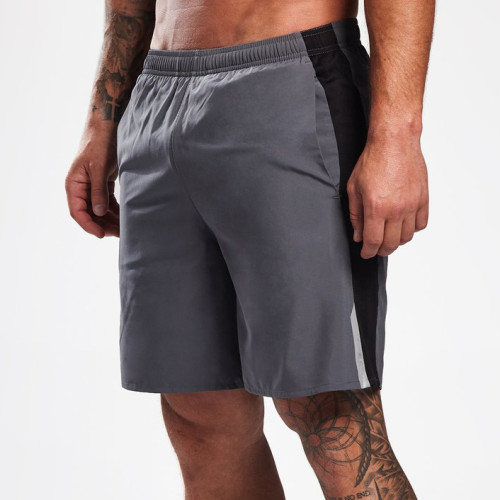Custom Quick Dry Wholesale Mens Running Shorts with Phone Pocket-Aktik