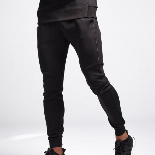 Custom Cotton Jogger Pants Mens Slim Bulk Sweatpants with Pockets-Aktik