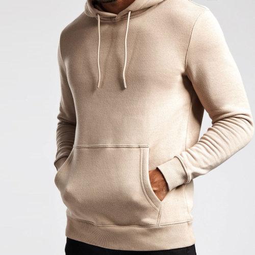 Custom Made Hoodies Wholesale Pullover Cotton Hoodie Mens with Pocket-Aktik