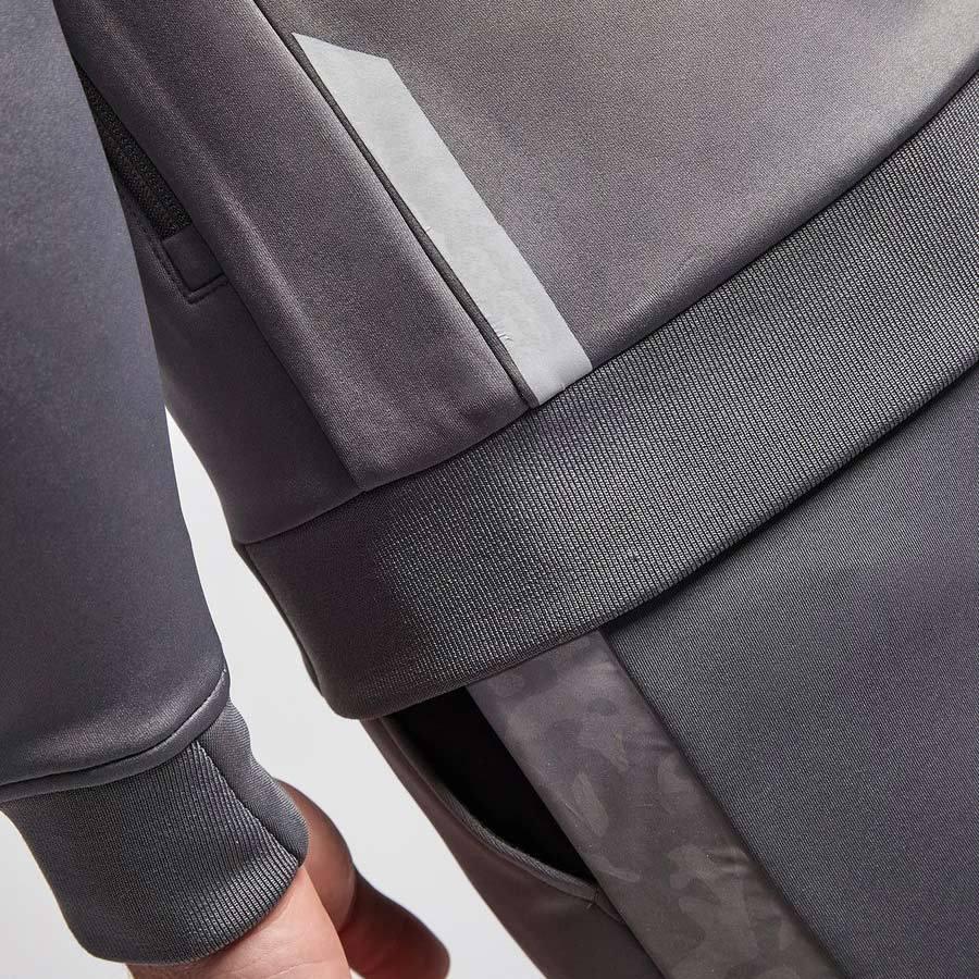 fleece zip up hoodie