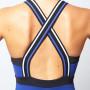 Custom Dance Clothes Wholesale Criss Cross Back Dance Leotards for Women-Aktik