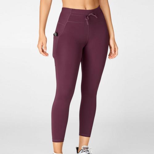 Wholesale Sportswear Womens 7/8 wholesale workout leggings with Pockets-Aktik