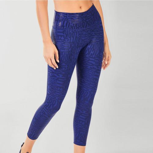 Custom Athletic Apparel Wholesale Womens Leggings with Embossing Printing-Aktik