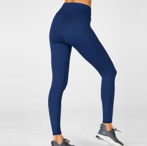 Custom Lycra High Waisted Tummy Control Best Workout Leggings for Women-Aktik