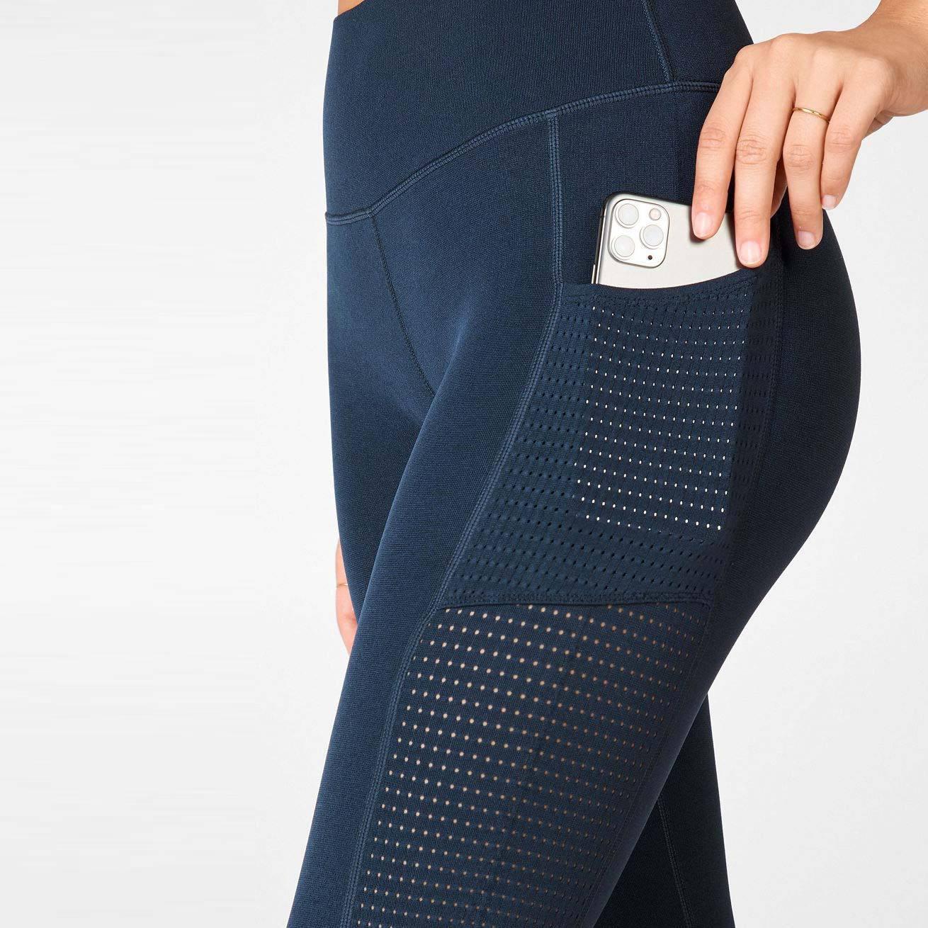 running leggings with pockets