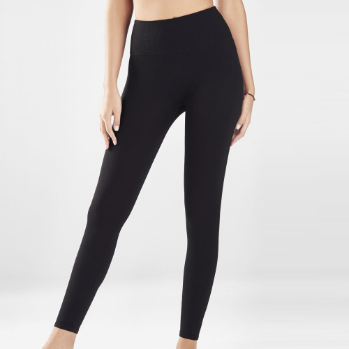 Private Label Wholesale Womens Mid Waisted Most Comfortable Soft Leggings-Aktik