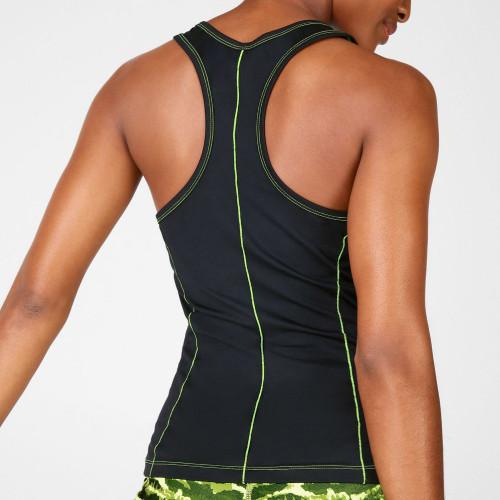 Private Label Wholesale Cotton Racerback Womens Yoga Tank Tops Outfits-Aktik